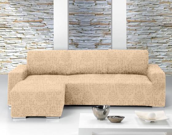 Чехол на угловой диван с выступом слева Европейский БОГЕМИЯ - МАРФИЛ