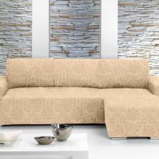 БОГЕМИЯ - МАРФИЛ. Европейский чехол угловой диван с выступом справа