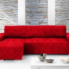 БОГЕМИЯ - РОХО. Европейский чехол угловой диван с выступом слева