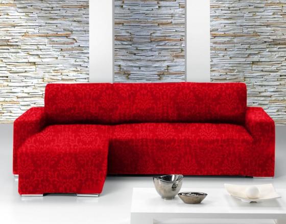 Чехол на угловой диван с выступом слева Европейский БОГЕМИЯ - РОХО
