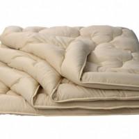 Одеяло из верблюжьей шерсти евро. Зимнее. Размер: 200х220 см.