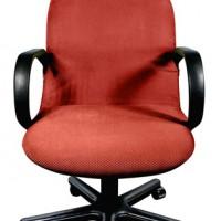 Чехол на компьютерное кресло Бирмингем терракот