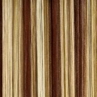Нитяные шторы, кисея радуга коричневый, бежевый, шампань TT-301