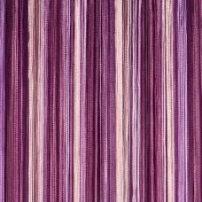 Нитяные шторы, кисея радуга фиолетовый, сиреневый, белый TT-304