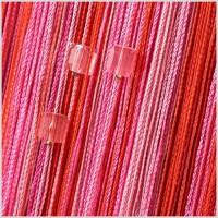 Кисея шторы радуга с кубиками TT-801