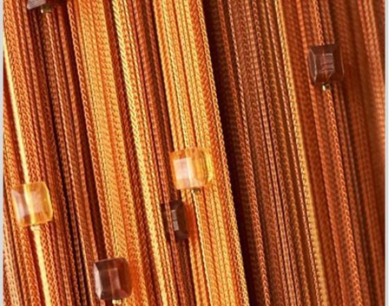 Кисея шторы радуга с кубиками TT-802