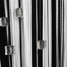 Нитяные шторы радуга с кубиками TT-804