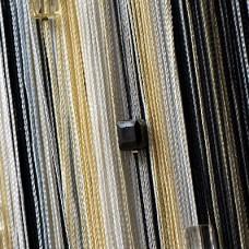 Нитяные шторы радуга с кубиками TT-807