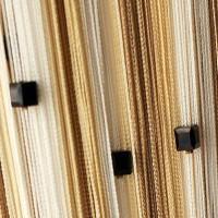 Нитяные шторы радуга с кубиками TT-810