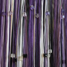 Нитяные шторы радуга с кубиками TT-814