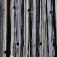Нитяные шторы радуга с кубиками TT-815