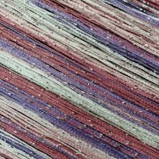 Шторы нитяные радуга с люрексом TT-0613