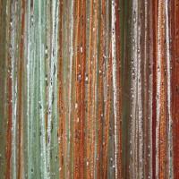 Шторы нитяные радуга с люрексом TT-0626