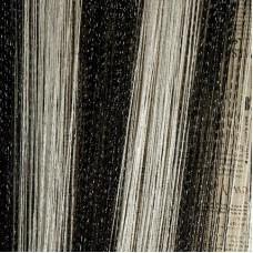 Шторы нитяные радуга с люрексом TT-0632