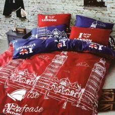 Комплекты постельного белья города TENCEL H-900