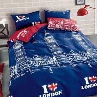 Комплекты постельного белья города TENCEL H-901