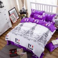 Комплекты постельного белья города TENCEL H-904