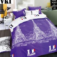 Комплекты постельного белья города TENCEL H-905
