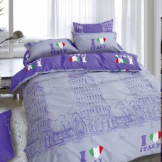 Комплекты постельного белья города TENCEL H-907