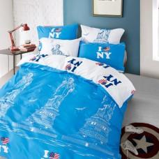Комплекты постельного белья города TENCEL H-908