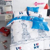 Комплекты постельного белья города TENCEL H-909