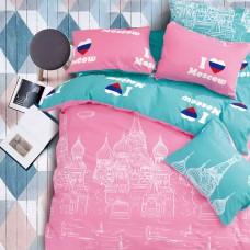Комплекты постельного белья города TENCEL H-910