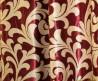 Комплект штор блэкаут на ленте вензеля Красные