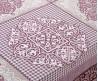 Скатерть на стол из рогожки Виши 4