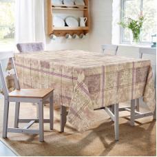 Скатерть на стол для кухни из рогожки  Застолье