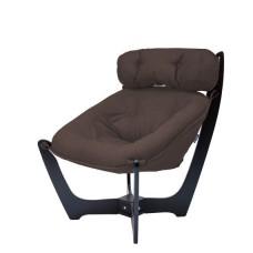 Кресло для отдыха модель 11 каркас Венге ткань Montana-100