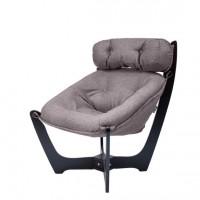 Кресло для отдыха модель 11 каркас Венге ткань Montana-802