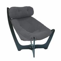 Кресло для отдыха модель 11 каркас Венге ткань Verona Antrazite Grey