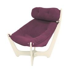 Кресло для отдыха модель 11 каркас Дуб шампань ткань Verona Cyklam