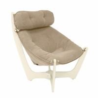 Кресло для отдыха модель 11 каркас Дуб шампань ткань Verona Vanilla
