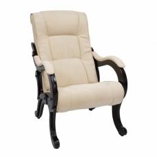 Кресло для отдыха модель 71 каркас Венге ткань Verona Vanilla