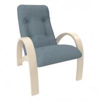 Кресло для отдыха модель S7 каркас Дуб шампань ткань Montana-602