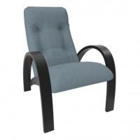 Кресло для отдыха модель S7 каркас Венге ткань Montana-602