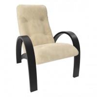 Кресло для отдыха модель S7 каркас Венге ткань Verona Vanilla