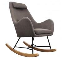 Кресло-качалка LESET DUGLAS KR908-4 Кофе