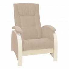 Кресло глайдер модель Balance-2 каркас Дуб шампань ткань Verona Vanilla