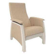 Кресло глайдер модель Balance-1 каркас дуб шампань ткань Montana-902
