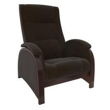 Кресло глайдер модель Balance-2 каркас Орех ткань Verona Wenge