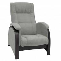 Кресло глайдер модель Balance-2 каркас Венге ткань Verona Light Grey