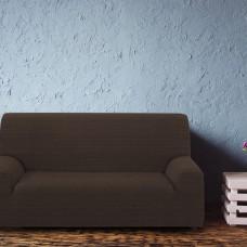 Чехол на диван универсальный, трехместный. Ибица Негро. Универсальный