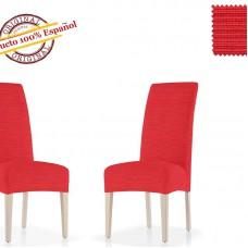 Чехол на стул универсальный Ибица Рохо (2 шт)