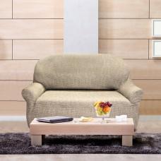 Чехол на  двухместный диван универсальный Мальта Висон