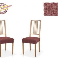 Чехол на сидение стула универсальный Мальта Рохо (2 шт)