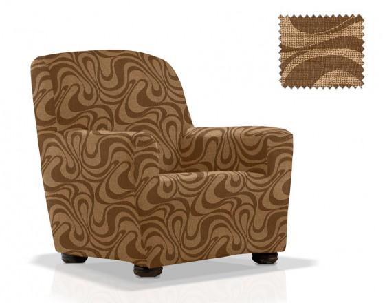 Чехол на кресло универсальный Данубио Марон