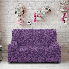Чехол на двухместный диван универсальный Данубио Малва