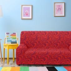 Чехол на трехместный диван универсальный Данубио Нарания